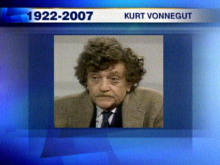 a comment on the writer kurt vonnegut The boyhood home of writer kurt vonnegut jr is for sale for $899,000, but it's unclear what additional value, if any, the vonnegut provenance adds.