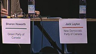 Jack Layton A No-Show At Toronto-Danforth Candidates' Debate
