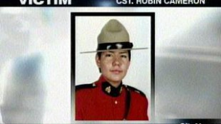 Mourners Pay Last Respects To Slain Mountie