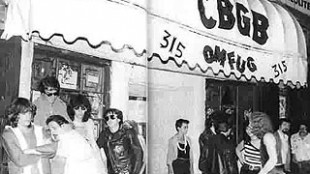 Legendary Punk Venue CBGB's Closing After 33 Years