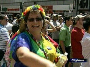 Pride Weekend Begins With Remembrance Walk, Dyke March