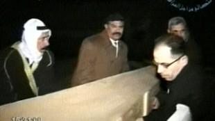 Saddam Buried In His Hometown