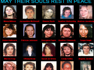 Who Were Pickton's Alleged Victims?