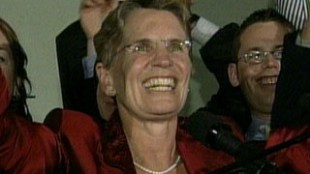 Tory Loses Seat To Kathleen Wynne
