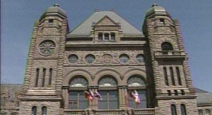 NDP MPP Claims Gov't. Using Legal System As A Weapon Over Autism