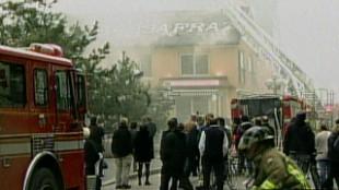 Officials Cite Cooking Fire As Sassafraz Fire Cause