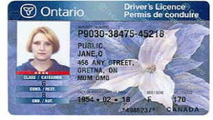 Ont  To Replace Your Driver's Licence With High Tech