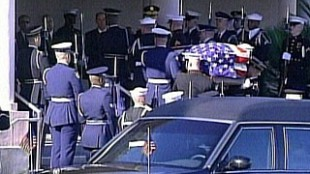 Viewing Held For Former U.S. President Gerald Ford/Funeral Plans