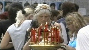 Second Anniversary Of Beslan Massacre Remembered In Russia