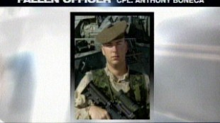 Canadian Soldier Killed In Afghanistan