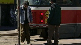 """Man Hit By Streetcar As Police Launch Downtown """"Distraction"""" Crackdown"""