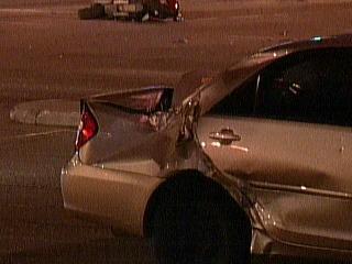 Four Fatal Car Crashes In GTA