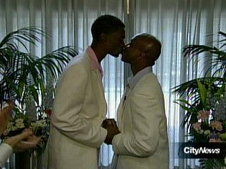 Same sex wedding toronto city hall