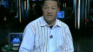 Kevin Frankish Dealing With Panic Attacks