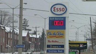 Cheap Gas In The GTA - If You Can Find It