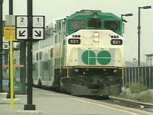 GO Transit Celebrates 40 Years