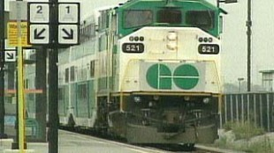 GO Transit Celebrates 40 Years