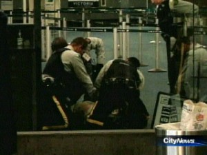 Canada Border Services Announces Taser-Related Changes At Airport