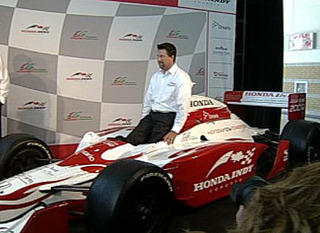 Michael Andretti, Honda Return To Save Indy