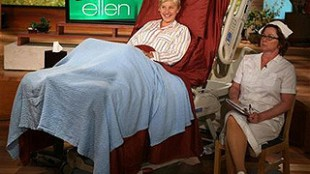 Talk Show Emcee Forced To Host Show From Hospital Bed