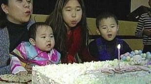 Toronto Baby Born On Subway Celebrates First Birthday