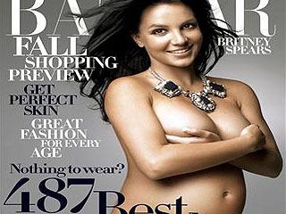 Sorry, bazaar britney naked pregnant spear amusing