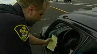 OPP Cracks Down On HOV Lane Abusers