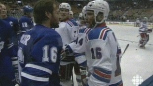 Did Sean Avery Make Comments About Jason Blake's Fight With Cancer?