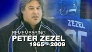 Peter Zezel Laid To Rest