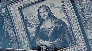 Man Draws Elaborate Works Of Art On Dirty Car Windows