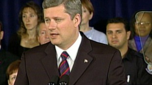 Harper To Criminals: You'll Have To Prove You Shouldn't Be In Jail