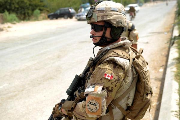 canadian peacekeeping afghanistan