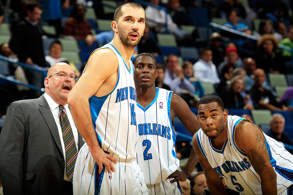 7fe4721fb95 Five-Player Deal Sends Stojakovic To Toronto, Jack To New Orleans