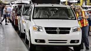 airbag problem prompts chrysler minivan recall citynews. Black Bedroom Furniture Sets. Home Design Ideas