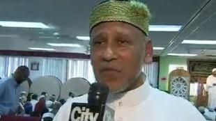 Omar Farouk, president of the International Muslim Organization, talks about Eid al-Fitr celebrations. CITYNEWS