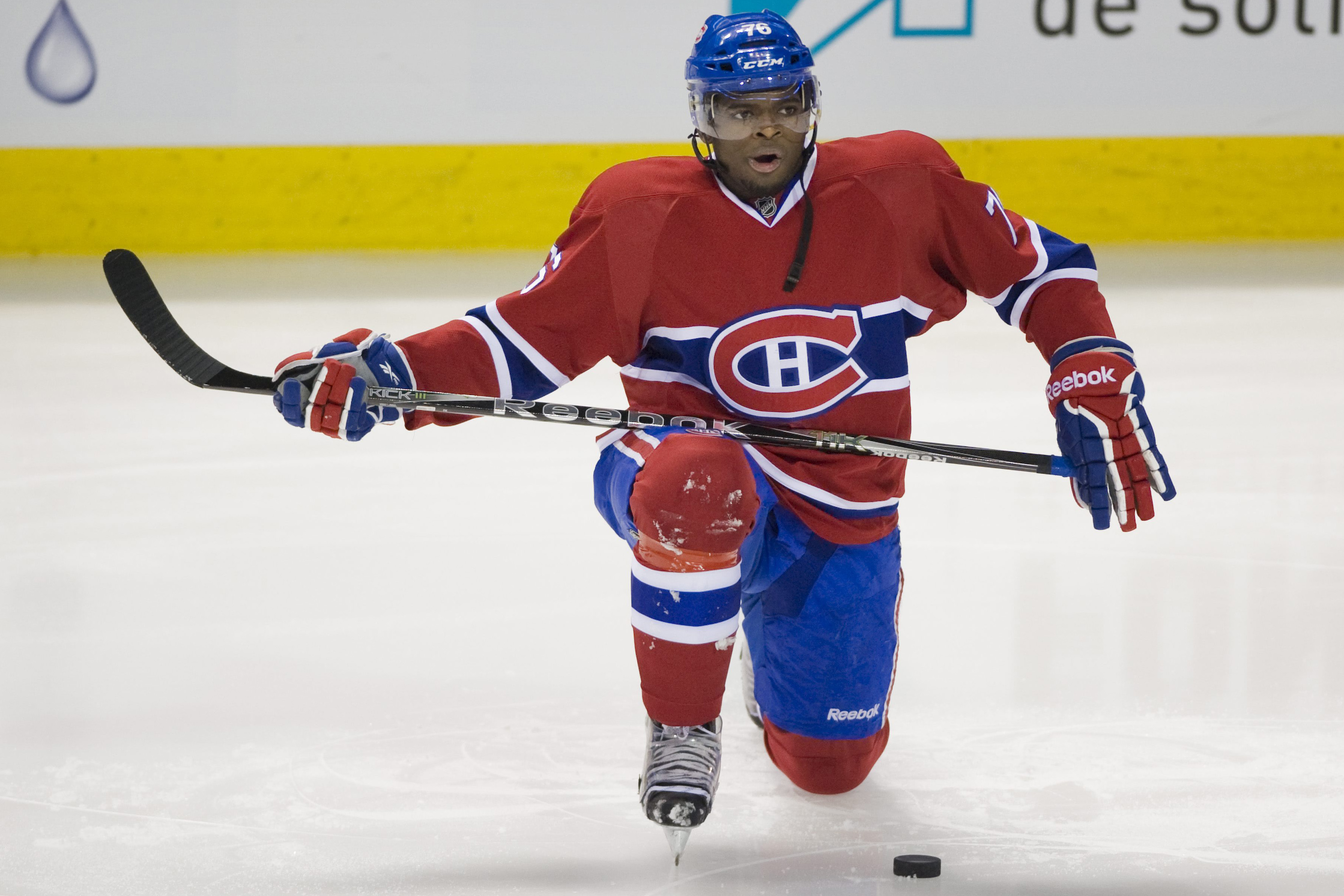 Canadiens trade P K  Subban to Predators for Shea Weber