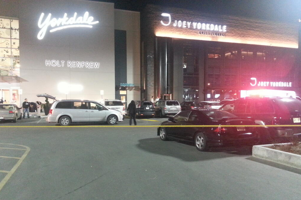 1 dead in shooting outside yorkdale mall citynews toronto 1 dead in shooting outside yorkdale mall ccuart Choice Image