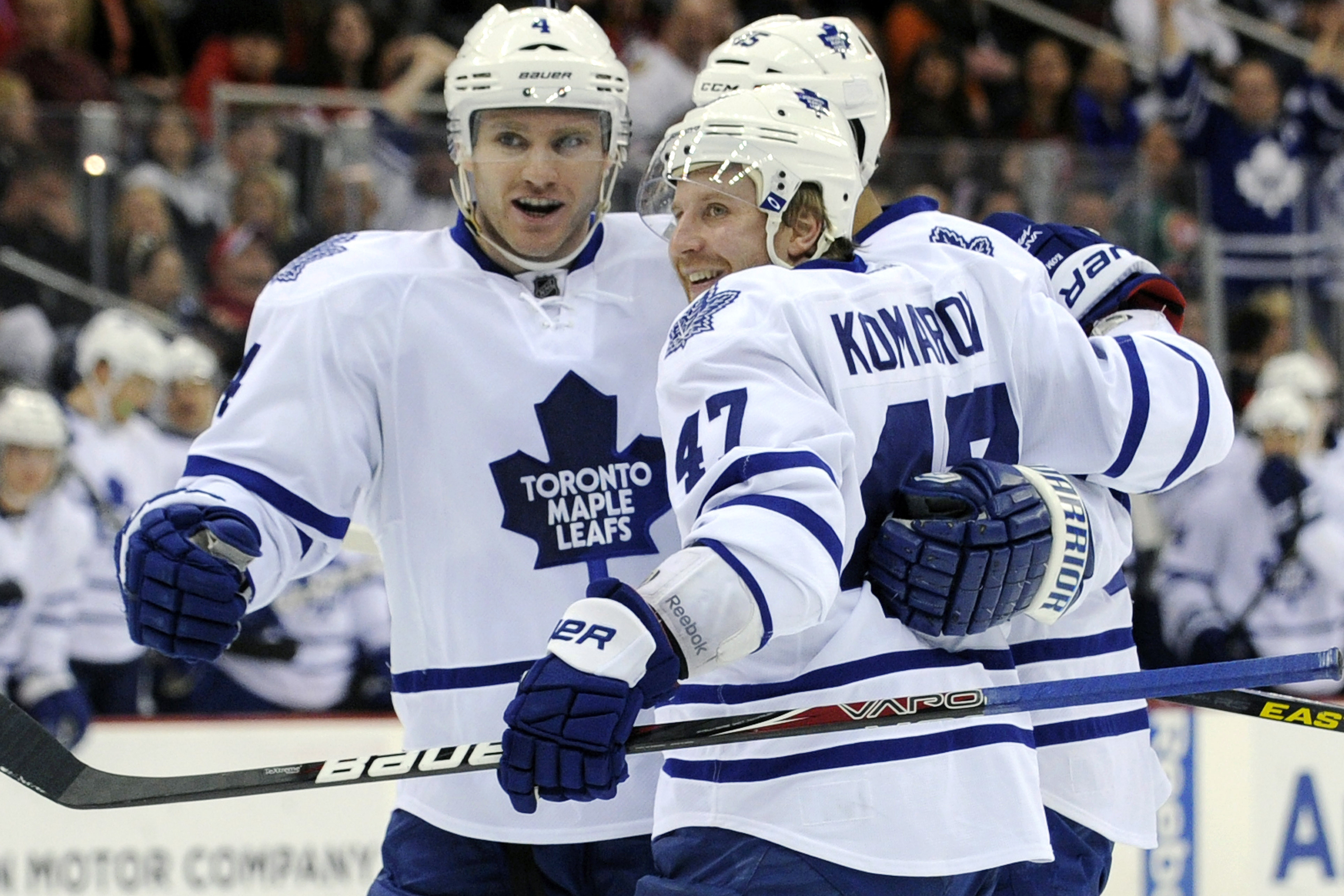 Toronto Maple Leafs could face Montreal in playoffs  Johnston a6371ddf5