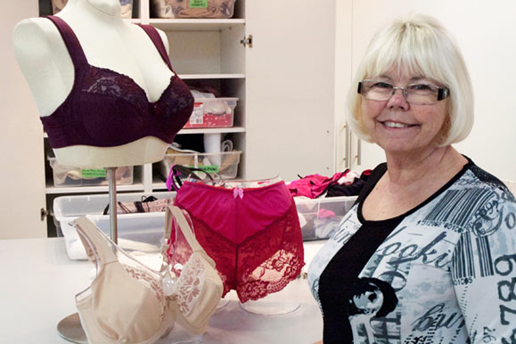 9511baee1faa6 The lady that made Hamilton the bra-making capital of the world
