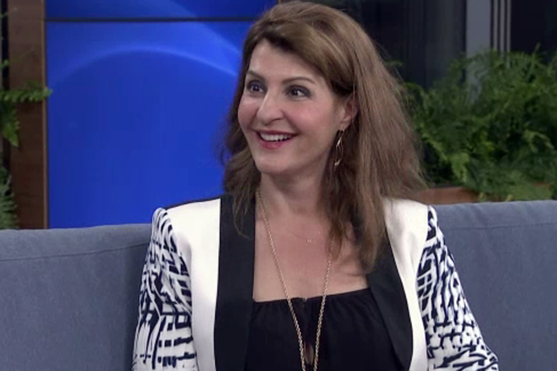nia vardalos talks infertility adoption in new book