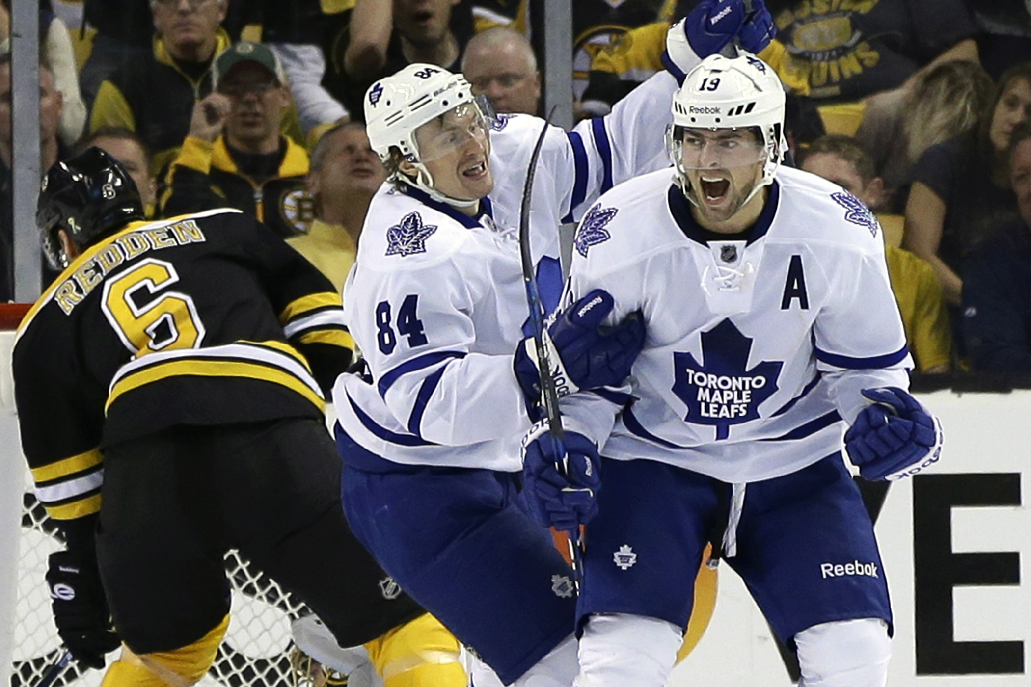 Preview  Leafs ready for battle in first home playoff game since 2004 04e359c8c