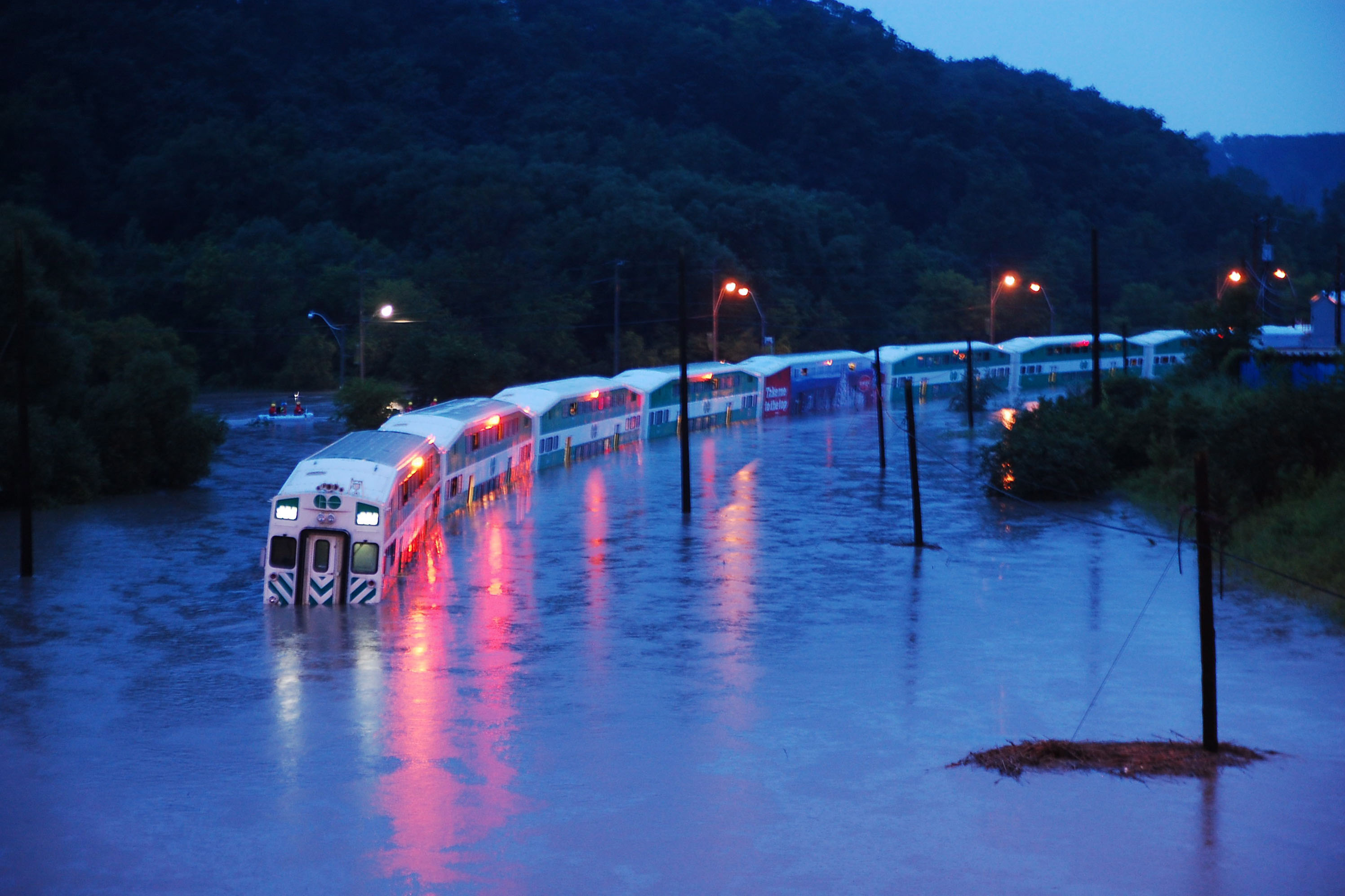 Japan floods: Death toll rises to 200 as UN offers assistance