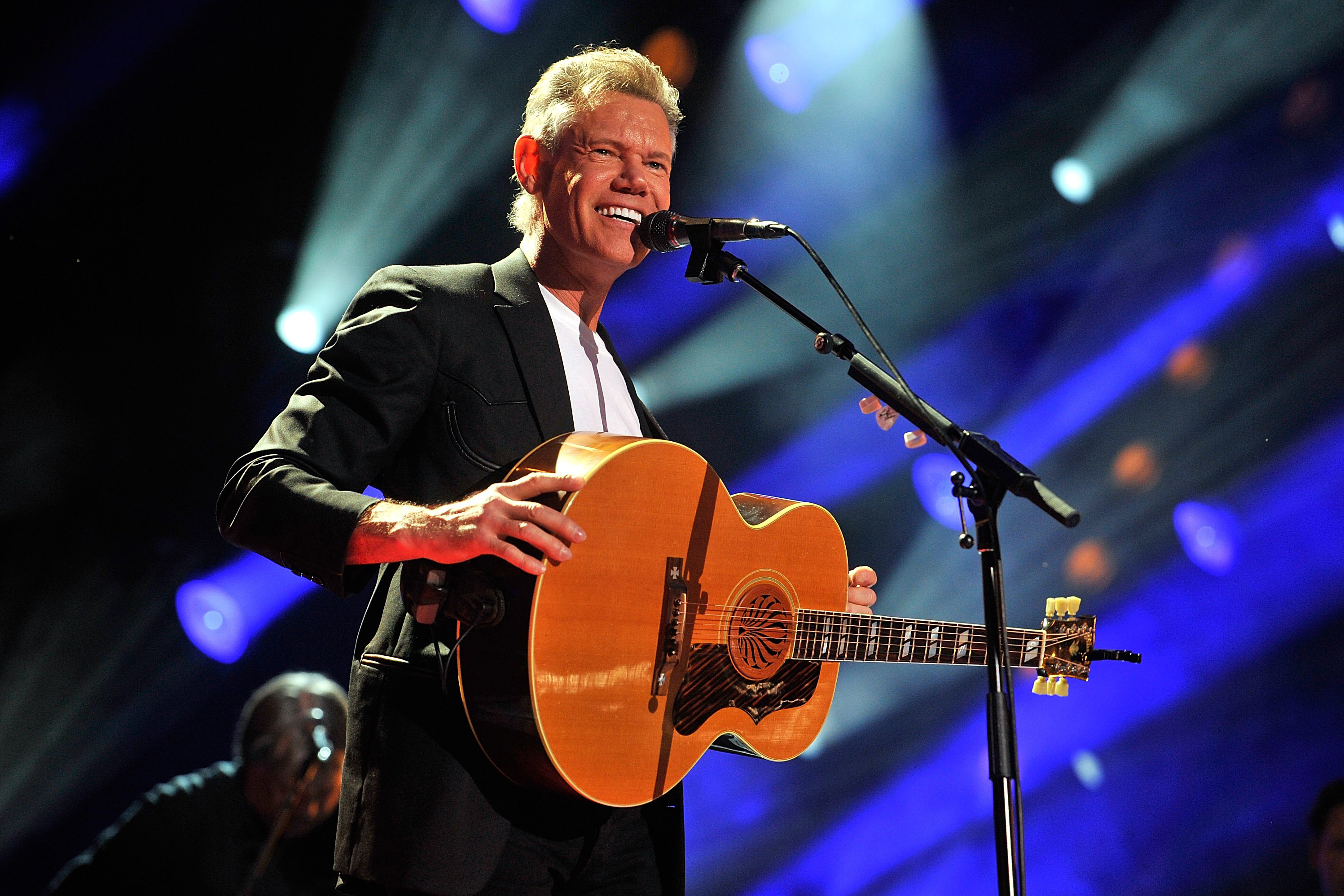 Country Star Randy Travis Is In Critical Condition In A Texas Hospital