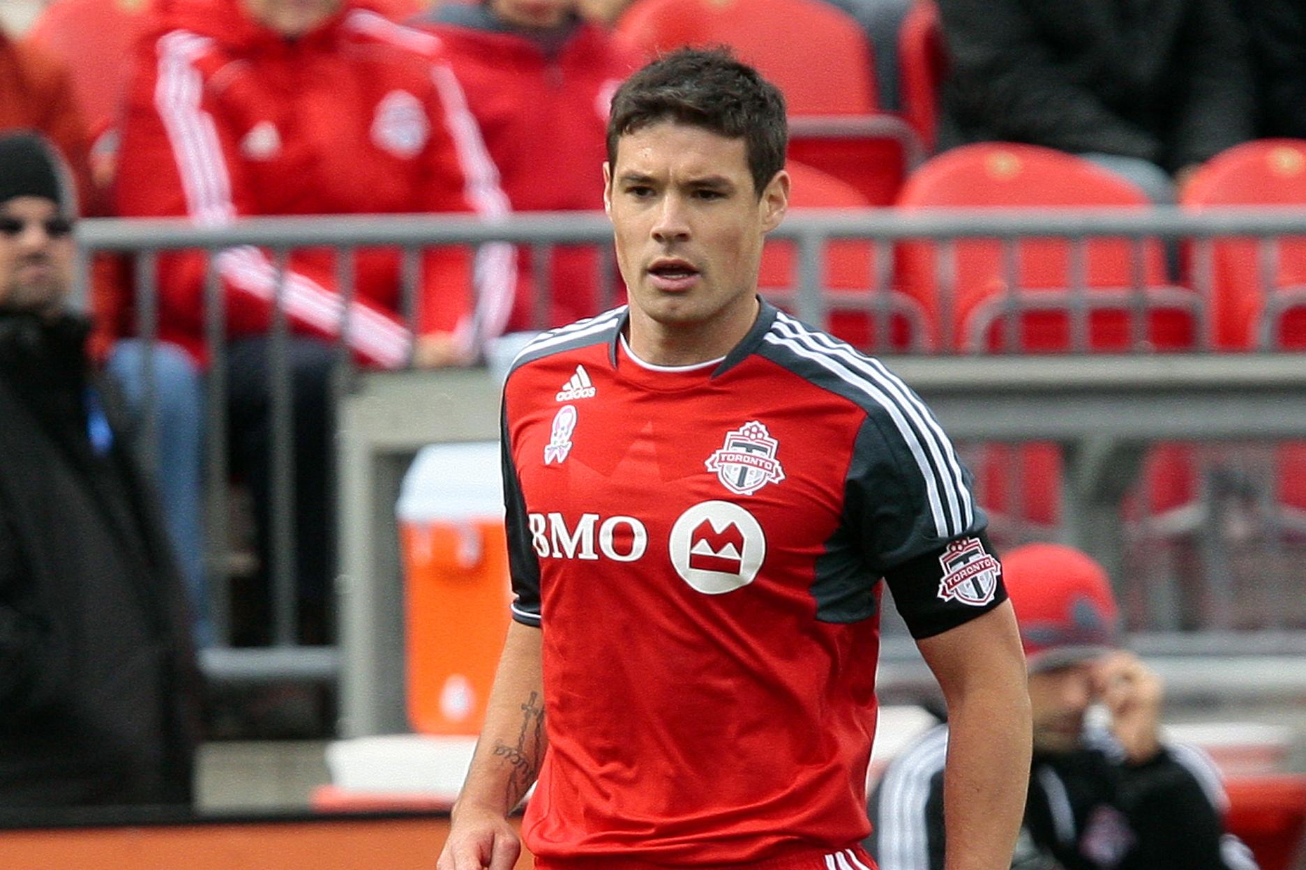 timeless design 6220c 28439 Toronto FC finalizing transfer of captain O'Dea