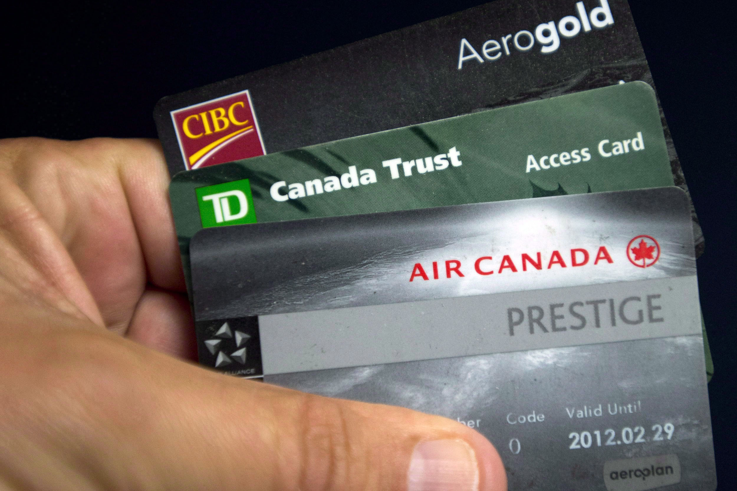Aimia Rejects Air Canadas Takeover Bid For Aeroplan Program Wiring Money Internationally Td Canada Trust Cards From Cibc Bank And As Shown In Montreal On June 27 2013 Group Has Been Chosen The Primary Credit Card Issuer