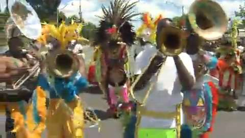 Toronto heats up with the Scotiabank Caribbean Carnival