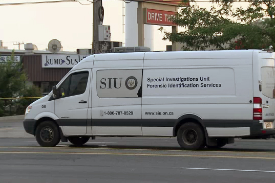 A Special Investigations Unit van is seen in an undated file photo. CITYNEWS