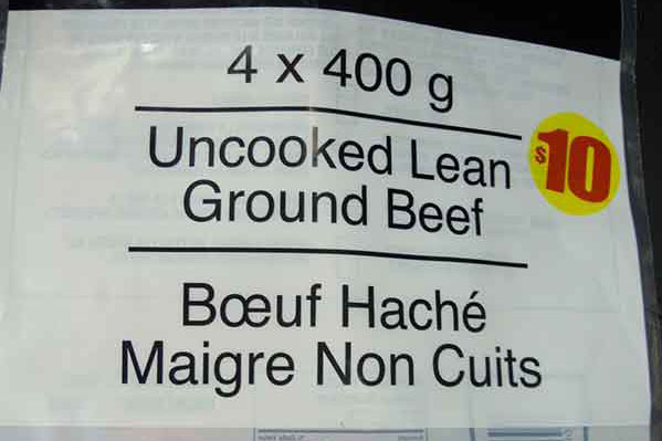 Beef product recalled over possible E. coli contamination ...