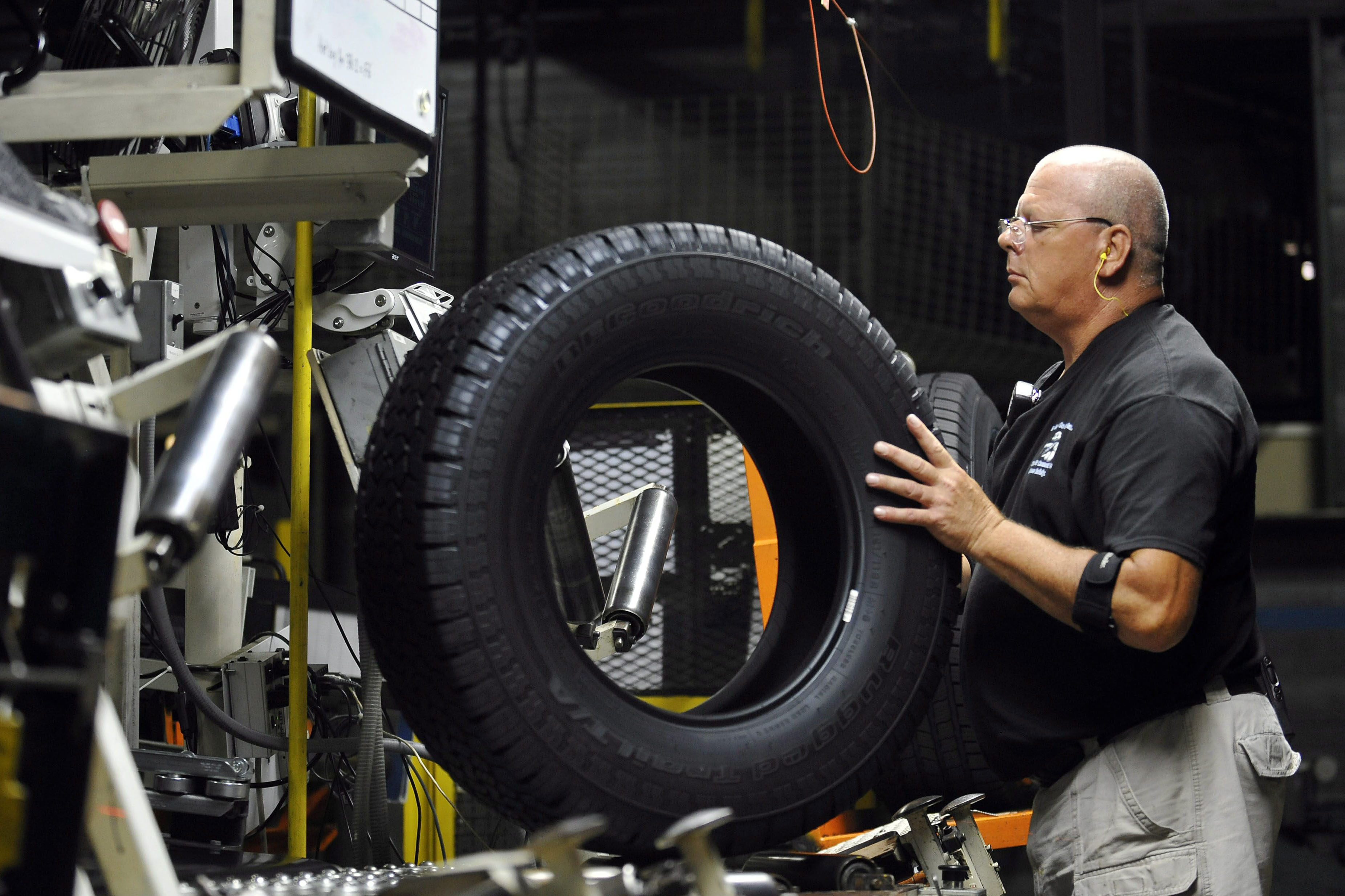 Michelin recalling 76,000 tires in Canada for tread loss, rapid air loss