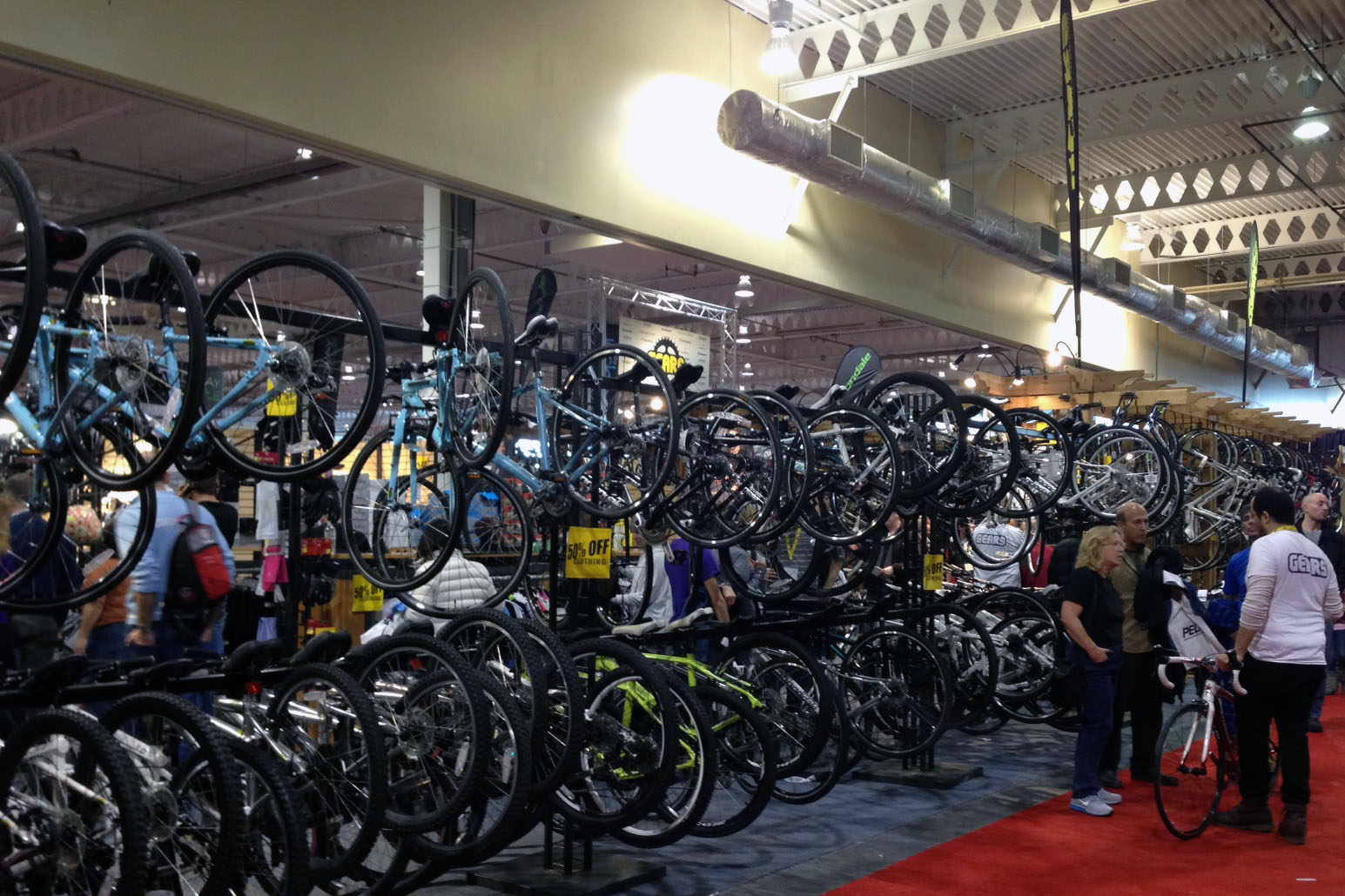5 things to do this weekend: Bicycle show, roller derby & arcade night